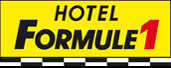 The low cost and discount hotels guide for Booking formule 1 hotel